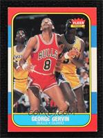 George Gervin [Noted]