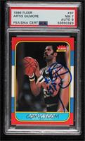 Artis Gilmore [PSA Authentic PSA/DNA Cert]