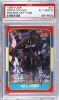Craig Hodges [PSA Authentic PSA/DNA Cert]