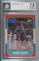 Marques Johnson [BGS 7.5 NEAR MINT+]
