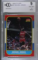 Michael Jordan [BCCG Near Mint]