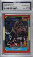 Thurl Bailey [PSA/DNA Certified Encased]