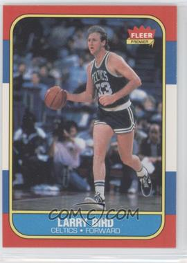 1986-87 Fleer - [Base] #9 - Larry Bird