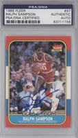 Ralph Sampson [PSA/DNA Certified Auto]