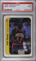Isiah Thomas [PSA 9 MINT]