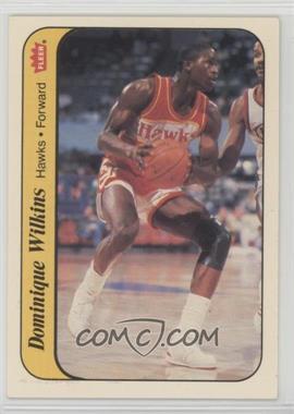 1986-87 Fleer - Stickers #11 - Dominique Wilkins
