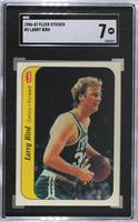 Larry Bird [SGC 7 NM]