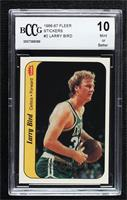 Larry Bird [BCCG Mint]