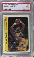 Adrian Dantley [PSA 9 MINT]