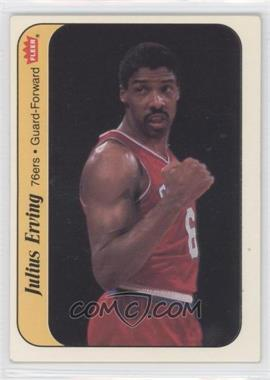 1986-87 Fleer - Stickers #5 - Julius Erving