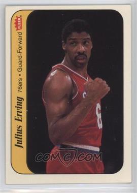 1986-87 Fleer - Stickers #5 - Julius Erving