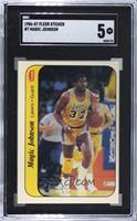 Magic Johnson [SGC 5 EX]