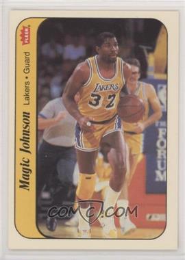 1986-87 Fleer - Stickers #7 - Magic Johnson