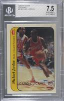 Michael Jordan [BGS 7.5 NEAR MINT+]