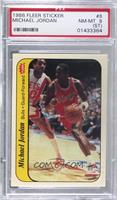 Michael Jordan [PSA 8 NM‑MT (ST)]