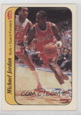 1986-87 Fleer - Stickers #8 - Michael Jordan