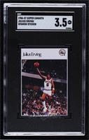 Julius Erving [SGC 45 VG+ 3.5]