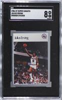 Julius Erving [SGC 8 NM/Mt]