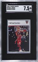 Michael Jordan [SGC86NM+7.5]