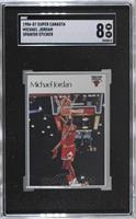 Michael Jordan [SGC8NM/Mt]