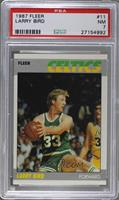 Larry Bird [PSA 7]