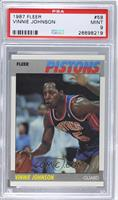 Vinnie Johnson [PSA 9]