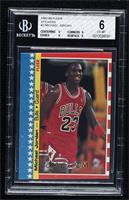 Michael Jordan [BGS6EX‑MT]