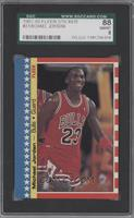 Michael Jordan [SGC 88 NM/MT 8]