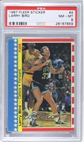 Larry Bird [PSA 8]