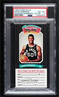 David Robinson [PSA 8 NM‑MT]