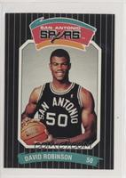 David Robinson Pre Rookie Card Basketball Cards