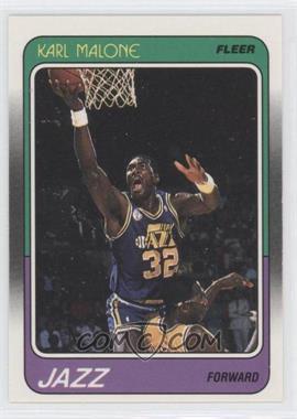 1988-89 Fleer - [Base] #114 - Karl Malone
