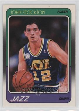 1988-89 Fleer - [Base] #115 - John Stockton