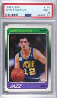 John Stockton [PSA 9 MINT]