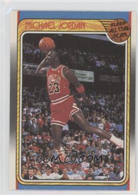 1988-89 Fleer - [Base] #120 - Michael Jordan