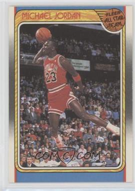 1988-89 Fleer - [Base] #120 - Michael Jordan