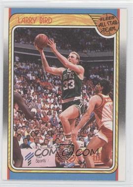 1988-89 Fleer - [Base] #124 - Larry Bird