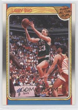 1988-89 Fleer - [Base] #124 - Larry Bird
