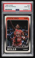 Scottie Pippen [PSA 10 GEM MT]