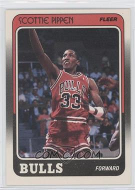 1988-89 Fleer - [Base] #20 - Scottie Pippen