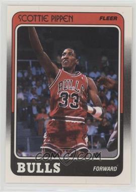 1988-89 Fleer - [Base] #20 - Scottie Pippen