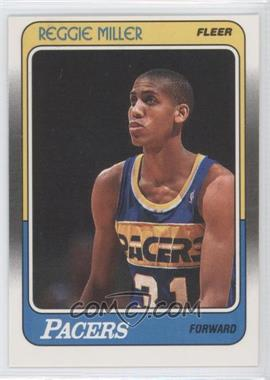 1988-89 Fleer - [Base] #57 - Reggie Miller