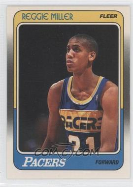 1988-89 Fleer - [Base] #57 - Reggie Miller