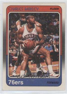1988-89 Fleer - [Base] #85 - Charles Barkley
