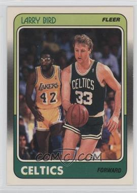 1988-89 Fleer - [Base] #9 - Larry Bird
