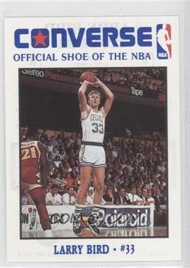 1989-90 Converse - [Base] #LABI - Larry Bird