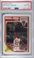 Michael Jordan [PSA 10 GEM MT]