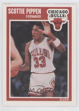 1989-90 Fleer - [Base] #23 - Scottie Pippen