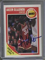 Akeem Olajuwon [JSACertifiedCOASticker]