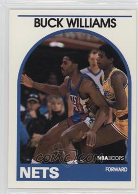 1989-90 NBA Hoops - [Base] #145 - Buck Williams